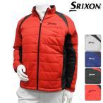 スリクソン ゴルフウェア メンズ 秋冬 ジャケット ブルゾン 長袖 中綿 2015 ブランド アウトレット セール 人気 M L 大きいサイズ