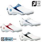 ゴルフシューズ フットジョイ スポーツ ボア FOOTJOY FJ SPORT Boa MENS メンズ スパイク ゴルフシューズ 53142 53画像