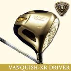 数量限定 ゴールド仕上げ maruman-マルマン- MAJESTY-マジェスティ- VANQUISH-XR DRIVER バンキッシュ XR ド