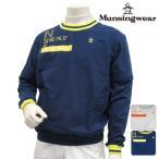 Munsingwear マンシングウエア 袖着脱可 ブルゾン MENS メンズ 春夏 XJWMJ631 ブルゾン 17 トップス ウェア M L