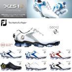 フットジョイ FootJoy ゴルフシューズ メンズ ボア ダイヤル式 おしゃれ 人気 エックスピーエスワンボア XPS-1 Boa 2015年モデル