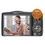 Yahoo!Powerplus【お得2枚セット・高光沢タイプ】Fujifilm FinePix F800EXR/F820EXR/F1000EXR専用  指紋防止 反射防止 気泡レス加工 高光沢 カメラ液晶保護フィルム