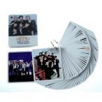 防弾少年団 BTS バンタン グッズ 韓国語 単語 カード 63枚入 + ケース付 最新版