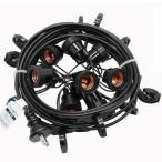 h2210 提灯コード 10灯式 防雨型 ちょうちん付属品