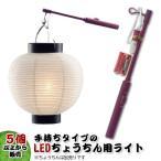 T6867E LEDちょうちんブライト(手提げ提灯ブライト)ちょうちん付属品【3本以下の場合はメール便発送/4本以上で宅配便発送】