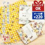 日本製 Disney ディズニー かや生地 ハンカチ 奈良の蚊帳生地 ベビー|プチギフト ギフト プレゼント タオルハンカチ タオル 引越し 挨拶 お返し 内祝い 母の日