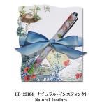 リゾムデザイン社製 ダイカットノートパッドS ナチュラル・インスティンクト Lissom Design diecut NotePad S Natural Instinct
