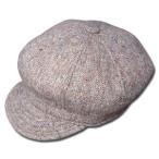 New York Hat ニューヨークハット 9052 TWEED SPITFIRE ツイード スピットファイア Brown