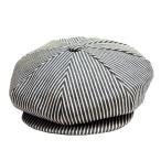 ニューヨークハット New York Hat 6298 Hickory Newsboy キャスケット  ヒッコリーニュースボーイ