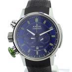 EDOX エドックス 腕時計 クロノラリー 10302 3V2 BUV3 ラバー 10ATM メンズ  展示品アウトレット