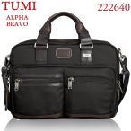 TUMI トゥミ ビジネスバッグ/アンダーセン スリム コミューターブリーフ ALPHA BRAVO 222640 HK2 ヒッコリー