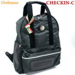 Orobianco オロビアンコ リュック/バックパック/バッグ メンズ CHECKIN-C GRIGIO/グレー