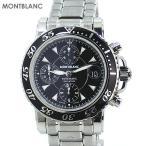 MONTBLANC モンブラン 腕時計 スポート オートマティック 3273 クロノグラフ メンズ 2年保証 限定1点