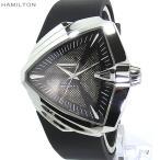 【アウトレット訳あり】ハミルトン ベンチュラ オート 腕時計 H24655331 HAMILTON VENTURA XXL ラバーベルト メンズ 自動巻
