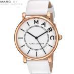 ショッピングGマーク マークバイマークジェイコブス 腕時計 36mm MJ1561 ROXY ロキシー ホワイト ユニセックス