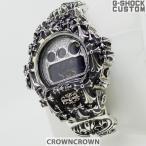 ショッピングShock G-SHOCK ジーショック カスタム メンズ 腕時計 DW-6900 DW6900-NB1 カスタムベゼル おしゃれ 芸能人 十字架 クロス メンズ ファッション CROWNCROWN DW6900-032