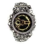 G-SHOCK ジーショック カスタム メンズ 腕時計 GA-110 GA110 GB-1 カスタムベゼル おしゃれ 芸能人 スカル クロス メンズ ファッション CROWNCROWN GA110-009