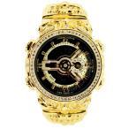 ショッピングShock G-SHOCK ジーショック カスタム メンズ 腕時計 GA-110 GA110 GB-1 カスタムベゼル おしゃれ 芸能人 十字架 クロス メンズ ファッション CROWNCROWN GA110-013