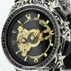 ショッピングShock G-SHOCK ジーショック カスタム シルバーベルトメンズ 腕時計 GA-110 GA110 GB-1 カスタムベゼル 唐草シルバー メンズ ブランド保証付CROWNCROWN GA110-042