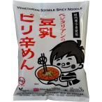 Yahoo! Yahoo!ショッピング(ヤフー ショッピング)【決算セール】桜井食品 ベジタリアンの豆乳ピリ辛麺 138g