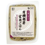 オーサワジャパン   有機小豆入り発芽玄米ごはん 160g