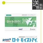 【送料無料】ロート モイストアイ乱視用(6枚入)×1箱、ソフトワンモイスト(500ml)×1本(セット)