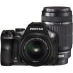 中古 1年保証 美品 PENTAX K-30 ダブルズームキット DAL ブラック