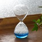 泡時計ブルー(卓上インテリア小物,砂時計風泡時計,ユニークな泡時計)