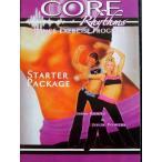 コアリズム スターターパッケージ DVD4枚セット ダンスエクササイズプログラム 英語版