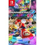 【新品】 【パッケージ版】任天堂 マリオカート8 デラックス Nintendo Switch ニンテンドースイッチ