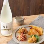 日本酒 お歳暮 男性 女性 おしゃれ 内祝い 結婚祝い 出産祝い 退職祝い ギフト 純米大吟醸 岩魚 720ml×清酒漬け珍味4種セット おつまみセット