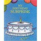 大人誕生日プレゼント  お友達の誕生日に贈るなら名前やメッセージが入るオリジナル絵本 びっくり誕生日大人向け