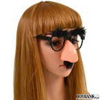めがね 子供用 変装 ヒゲ 付け鼻 おもしろ サングラス 眼鏡 メガネ ハロウィン パーティー キッズ 子ども 子供