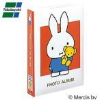 ナカバヤシ ポケットアルバム ディック・ブルーナ ミッフィー 3段ポケット L判 300枚収納 レッド 1PL-158-R