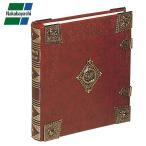 ナカバヤシ ブック式フリーアルバム グレートハイネス レッド アH-GL-1801-R