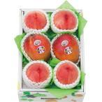 山梨県産桃4玉とアップルマンゴー2玉 (18130512)