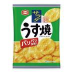 Yahoo! Yahoo!ショッピング(ヤフー ショッピング)亀田製菓 小袋 サラダうす焼 (04050) 単品