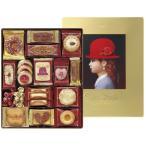 赤い帽子 ゴールド (16496)