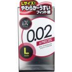 イクス 0.02 1000 ラージ(Lサイズ) 6個入