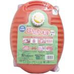 ショッピングゆたんぽ 湯たんぽ ポリ 2.4L 袋付