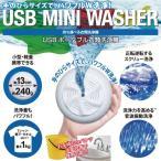 USB MINI WASHER(USBポータブル衣類洗浄機) US-MW001
