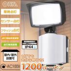 LEDセンサーライト (1灯/AC電源式) OSE-LS1200