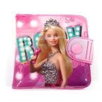 バービー Barbie スクエアサイフ ロックンロイヤルズ 11566【Barbie 財布 ウォレット おさいふ インポート】