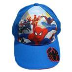 スパイダーマン キャップ 12373 帽子 ぼうし キッズキャップ 子供用 ベースボールキャップ ボウシ 野球帽 CAP  [宅配便配送のみ]