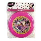 ミニー フライングディスク 14262 フリスビー ピンク ショッキングピンク 女の子 外遊び かわいい おもちゃ メール便可