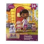 ドックはおもちゃドクター (ドックと仲間たち) 24ピース パズル 14328a Disney ディズニー おもちゃ 知育玩具 ジグソーパズル ドック 女の子 輸入品