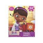 ドックはおもちゃドクター (ドック) 24ピース パズル 14328b Disney ディズニー おもちゃ 知育玩具 ジグソーパズル ドック 女の子 輸入品