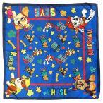 パウパトロール バンダナ 15436 パウパト グッズ スカーフ 三角巾 ランチクロス pawpatrol 犬 DOG キャラクター 子供