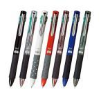 トンボ鉛筆 リポータースマート4 4色ボールペン(黒・赤・青・緑) BC-FRL
