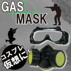 活性炭入りゴーグル付 防塵マスク 2フィルター 吸収缶 揮発性ガス
